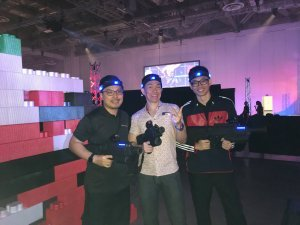 one mbs laser tag